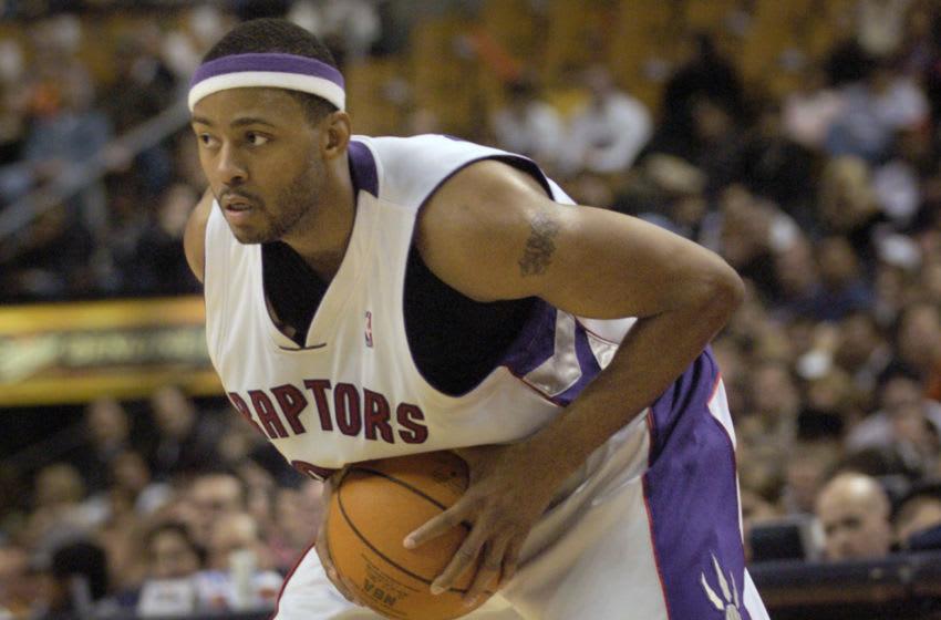 Toronto Raptors - Morris Peterson (Photo by Rick Madonik/Toronto Star via Getty Images)
