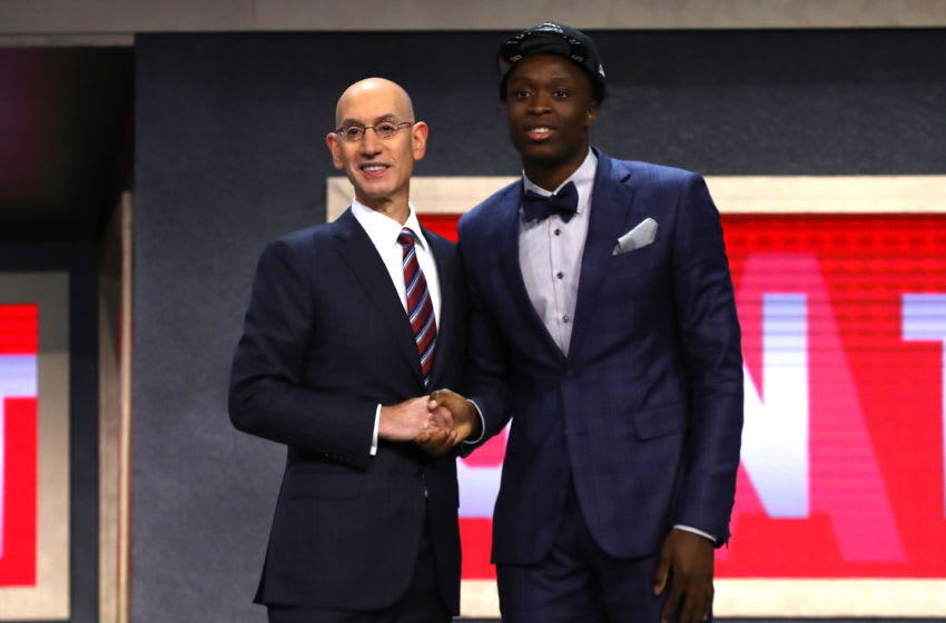 Toronto Raptors - OG Anunoby (Photo by Mike Stobe/Getty Images)
