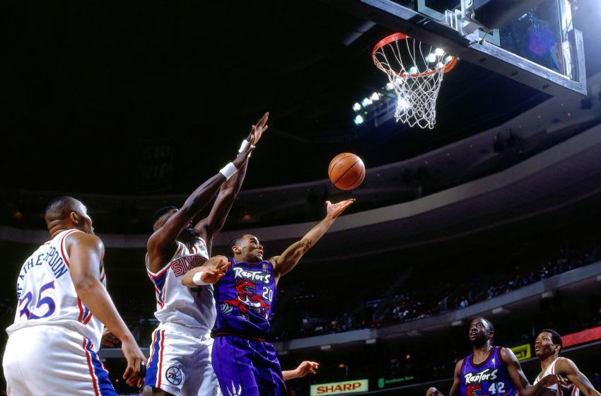 Toronto Raptors - Damon Stoudamire (Photo by Nathaniel S. Butler/NBAE via Getty Images)