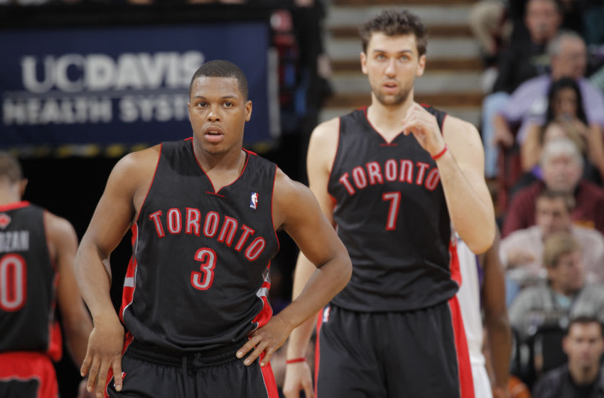 Toronto Raptors - Andrea Bargnani (Photo by Rocky Widner/NBAE via Getty Images)