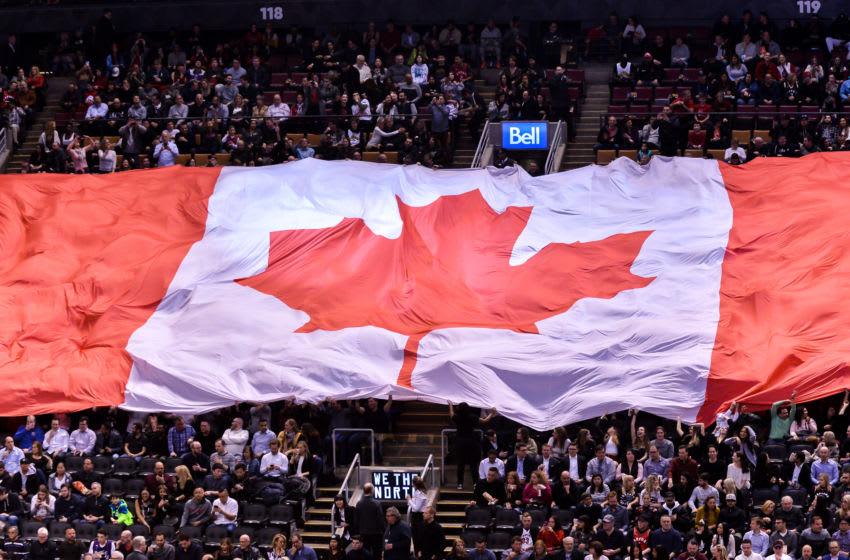 Toronto Raptors (Photo by Anatoliy Cherkasov/NurPhoto via Getty Images)