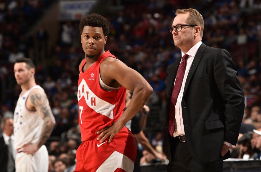 Toronto Raptors - Kyle Lowry (Photo by David Dow/NBAE via Getty Images)