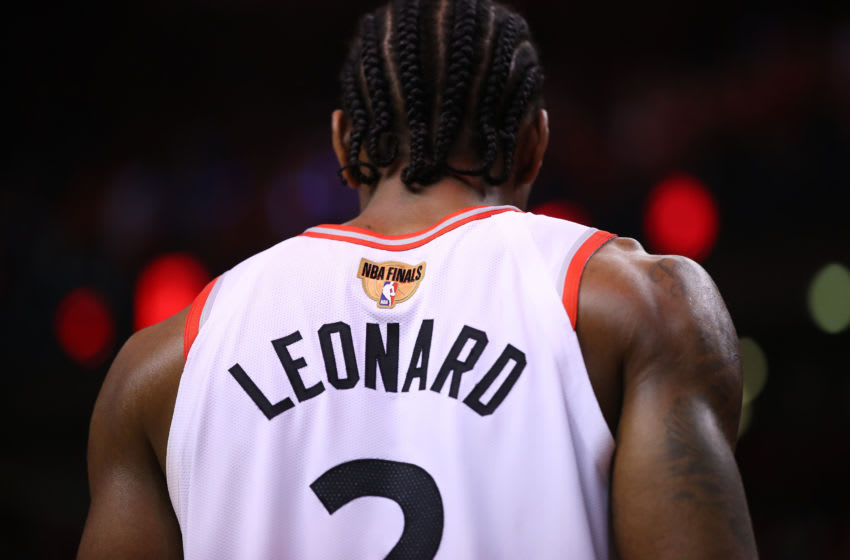 Toronto Raptors - Kawhi Leonard (Photo by Gregory Shamus/Getty Images)