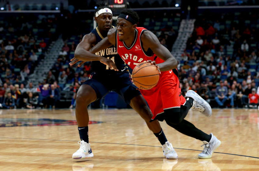 Toronto Raptors - Pascal Siakam (Photo by Sean Gardner/Getty Images)
