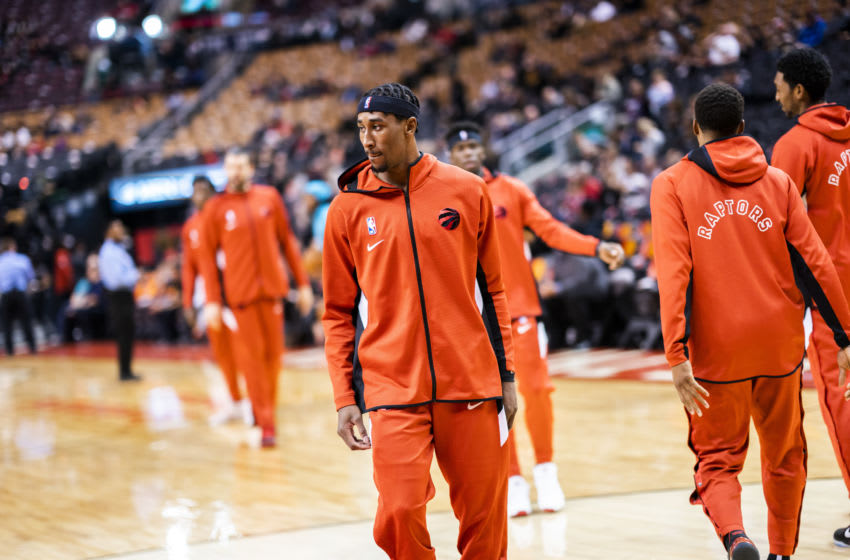 Toronto Raptors - Rondae Hollis-Jefferson (Photo by Mark Blinch/Getty Images)