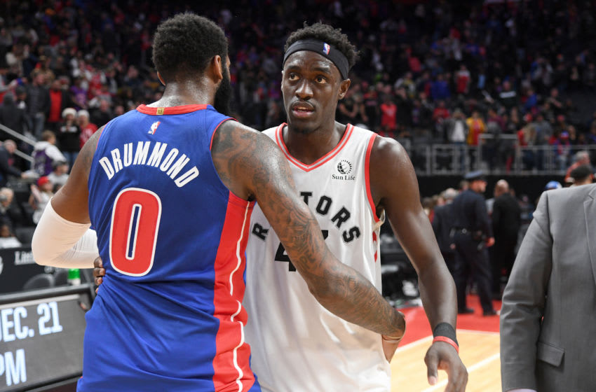 Toronto Raptors - Pascal Siakam (Photo by Chris Schwegler/NBAE via Getty Images)