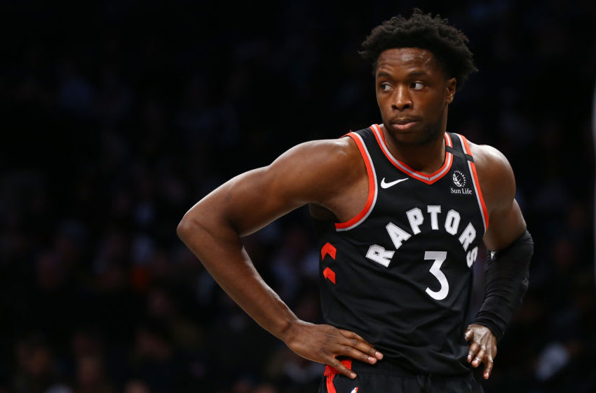 OG Anunoby, Toronto Raptors (Photo by Mike Stobe/Getty Images)