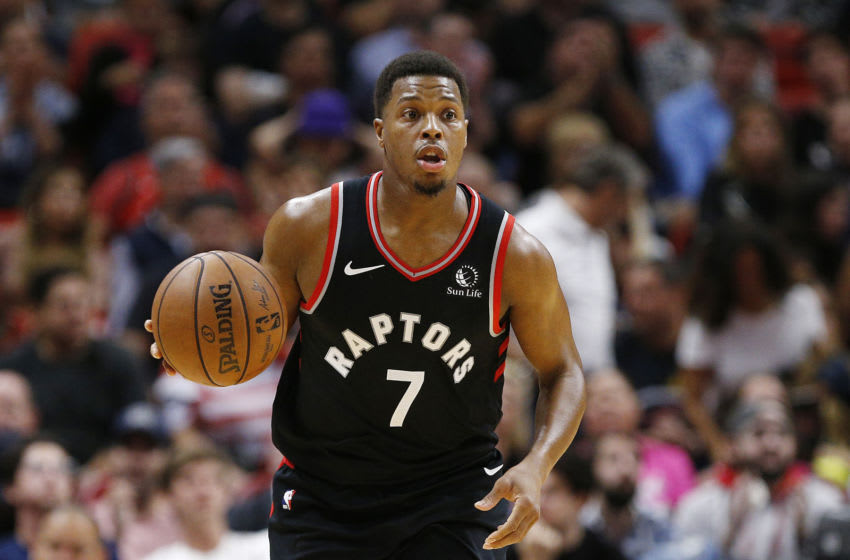 Toronto Raptors - Kyle Lowry (Photo by Michael Reaves/Getty Images)