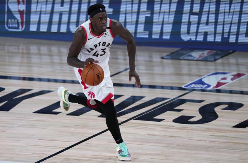 Toronto Raptors, Pascal Siakam (Photo by Ashley Landis - Pool/Getty Images)