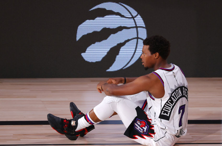 Toronto Raptors - Kyle Lowry (Photo by Kevin C. Cox/Getty Images)