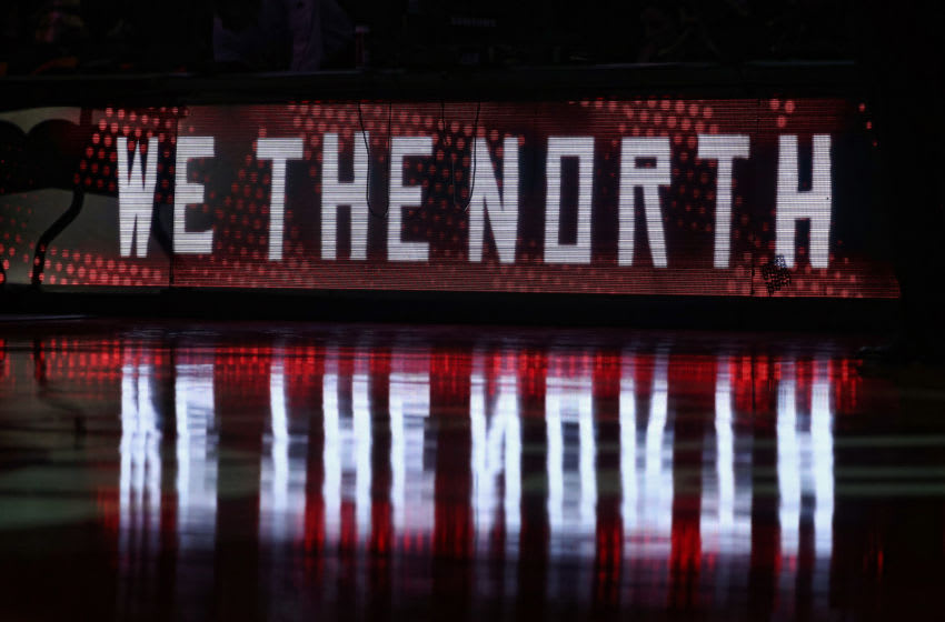Toronto Raptors: We the North (Photo by Tom Szczerbowski/Getty Images)
