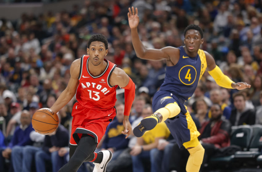 Toronto Raptors - Malcolm Miller (Photo by Michael Hickey/Getty Images)
