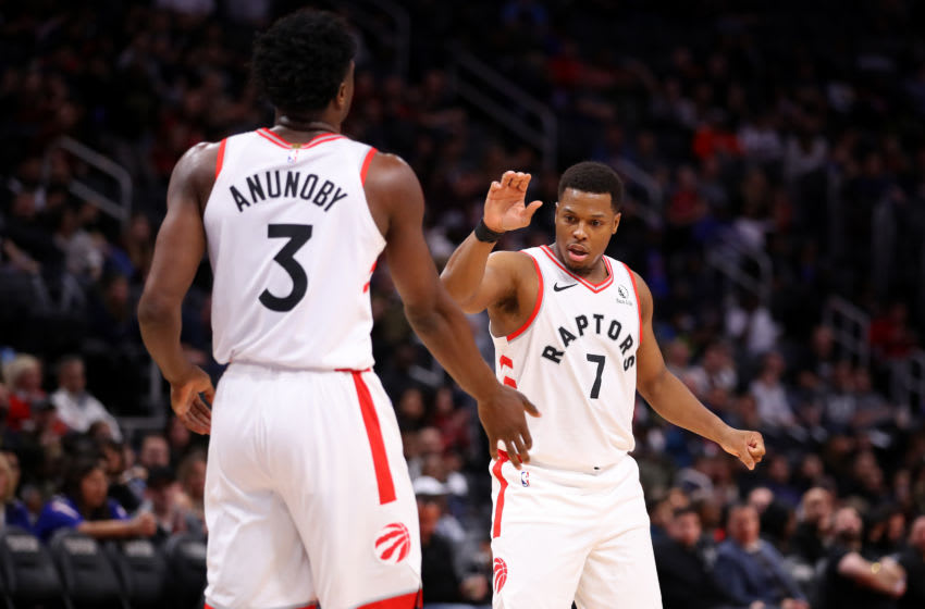 Toronto Raptors (Photo by Gregory Shamus/Getty Images)