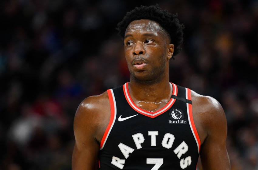 OG Anunoby, Toronto Raptors(Photo by Alex Goodlett/Getty Images)