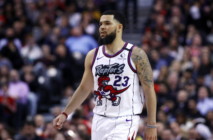 Toronto Raptors , Fred VanVleet (Photo by Vaughn Ridley/Getty Images)