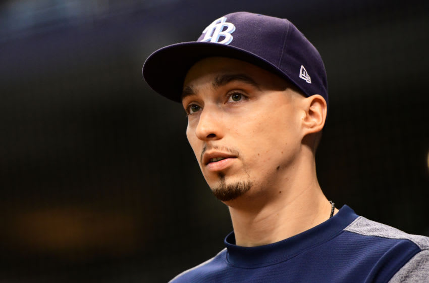 Blake Snell (Photo by Julio Aguilar/Getty Images)