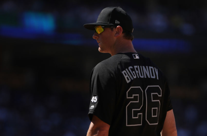 DJ LeMahieu (Photo by Victor Decolongon/Getty Images)
