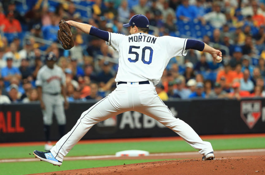 Charlie Morton (Photo by Mike Ehrmann/Getty Images)