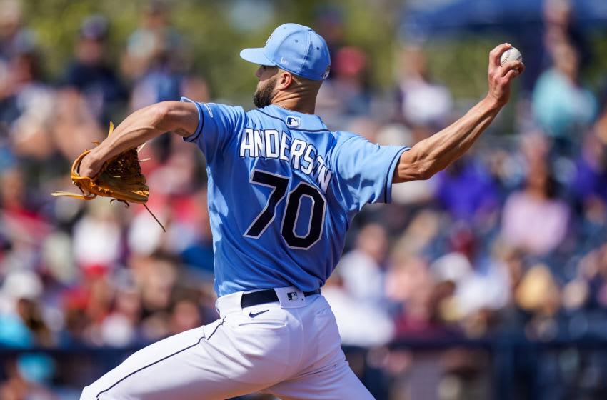 Nick Anderson (Photo by Brace Hemmelgarn/Minnesota Twins/Getty Images)