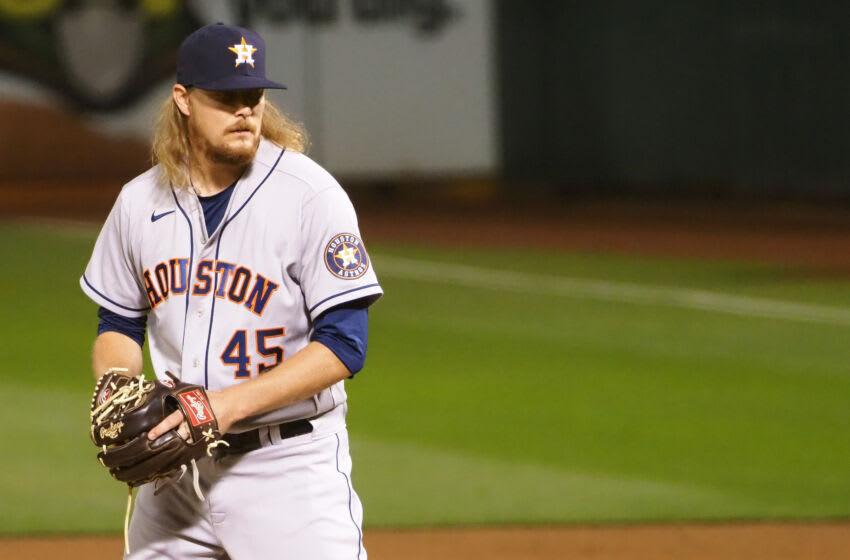 Ryan Stanek, former Arkansas Baseball player: Kelley L Cox-USA TODAY Sports