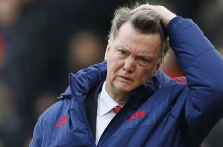 Van Gaal: 'Manchester United Didn't Dare To Play