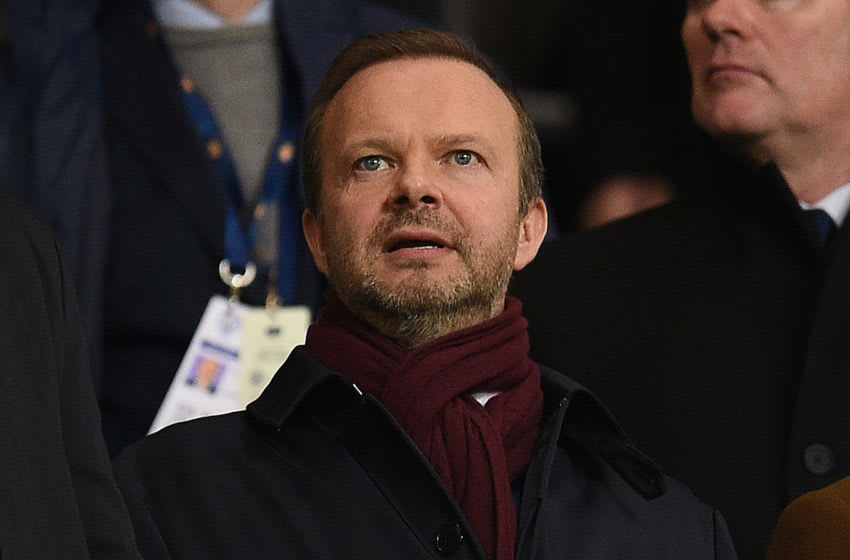 Ed Woodward, Manchester United. (Photo by OLI SCARFF/AFP via Getty Images)