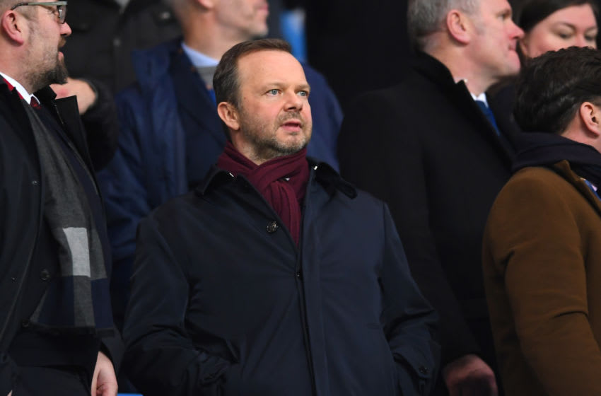 Ed Woodward, Manchester United. (Photo by Laurence Griffiths/Getty Images)