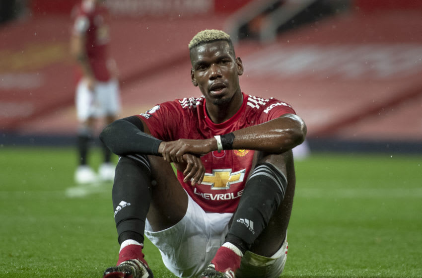 Paul Pogba, Manchester United. (Photo by Visionhaus)