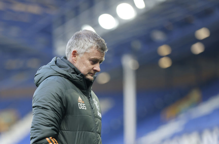 Ole Gunnar Solskjaer, Manchester United (Photo by Clive Brunskill/Getty Images)