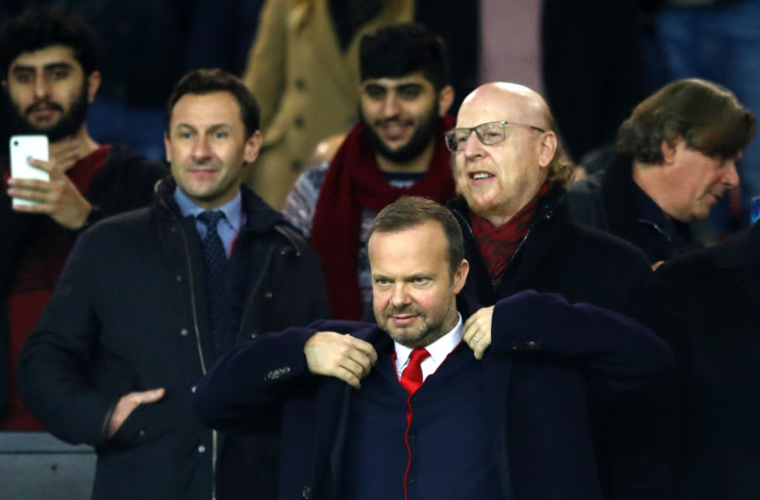 Ed Woodward, Manchester United.(Photo by Michael Steele/Getty Images)