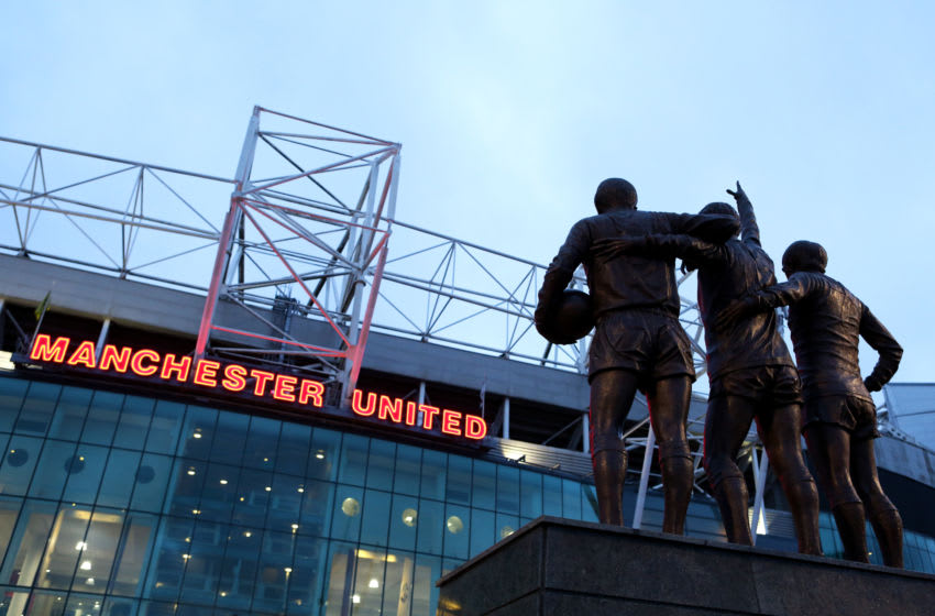 Old Trafford, Manchester United. (Photo by Charlotte Tattersall/Getty Images)