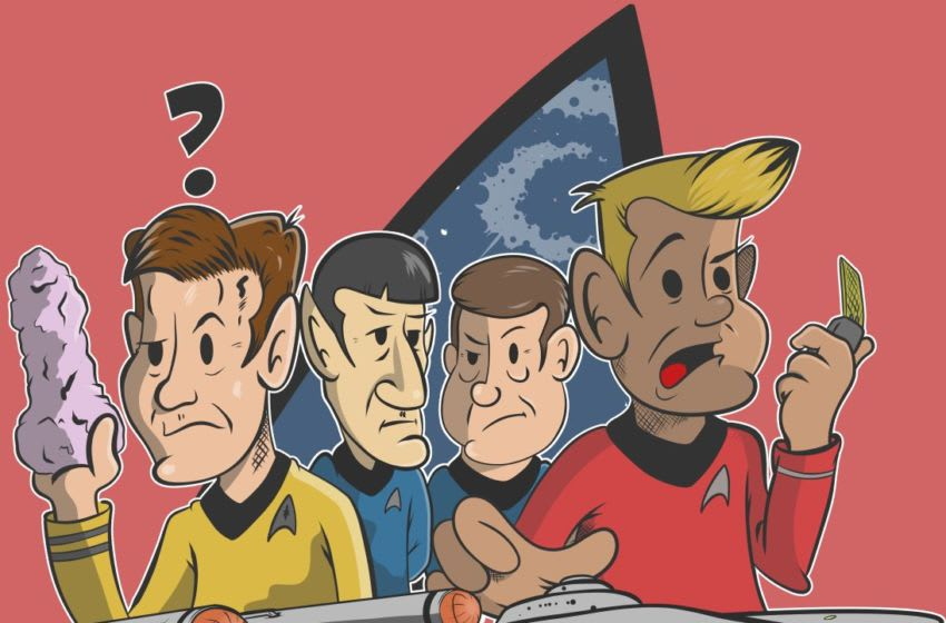 Photo: REDSHIRTS by David Milburn / Redshirts Always Die