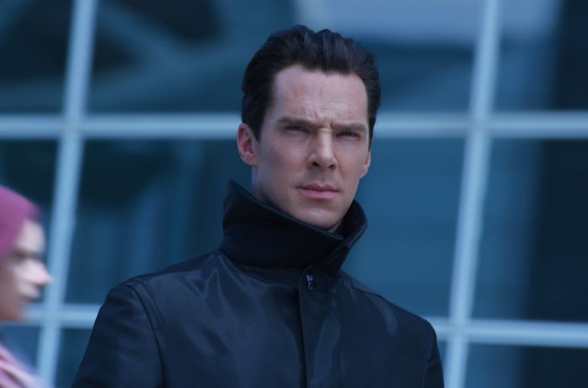 Benedict Cumberbatch is John Harrison in STAR TREK INTO DARKNESS from Paramount Pictures and Skydance