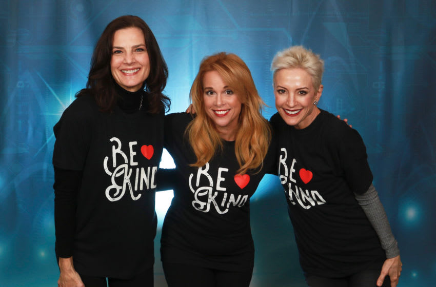 Image courtesy Chase Masterson, Pop Culture Hero Coalition and Be Kind Merch