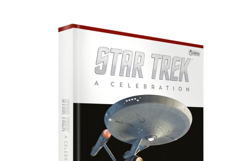 Star Trek: The Original Series -- A Celebration. Image courtesy Eaglemoss Hero Collector