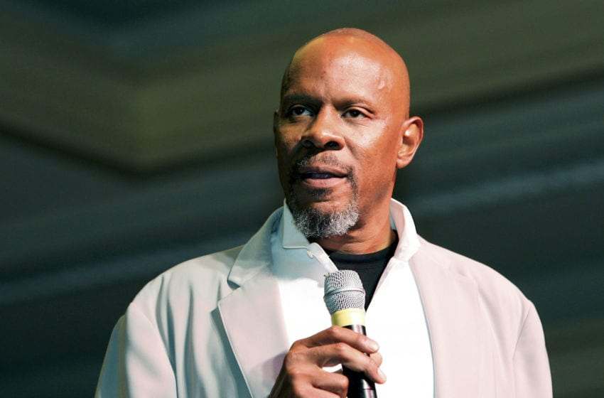 LAS VEGAS - AUGUST 13: Actor Avery Brooks, who played the character Capt. Benjamin Sisko on the television series