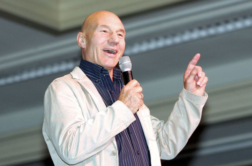LAS VEGAS - AUGUST 14: Actor Patrick Stewart, who played the character Capt. Jean-Luc Picard on the television series