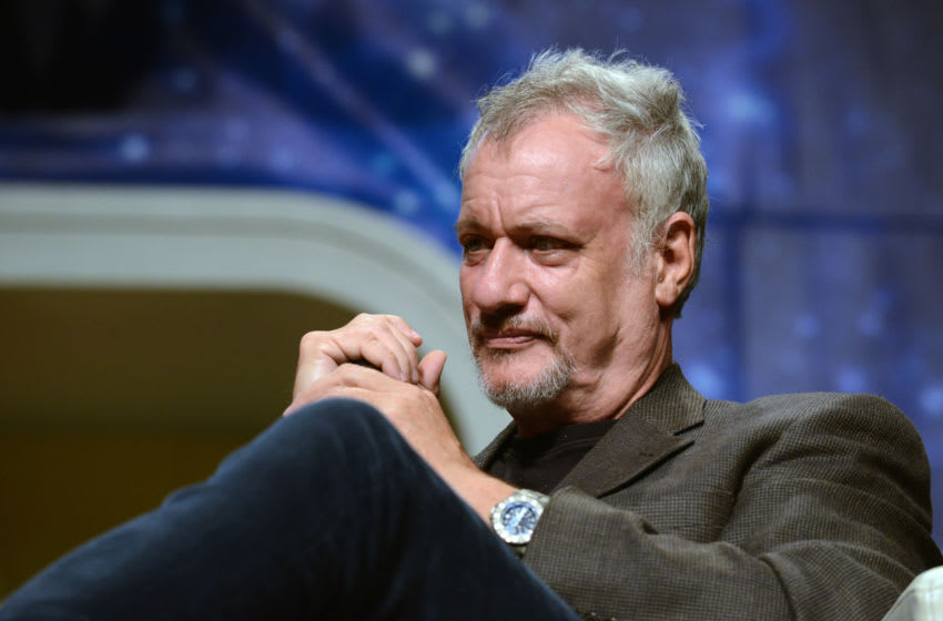 LAS VEGAS, NV - AUGUST 05: Actor John de Lancie on day 3 of Creation Entertainment's Official Star Trek 50th Anniversary Convention held at The Rio Hotel & Casino on August 5, 2016 in Las Vegas, Nevada. (Photo by Albert L. Ortega/Getty Images)