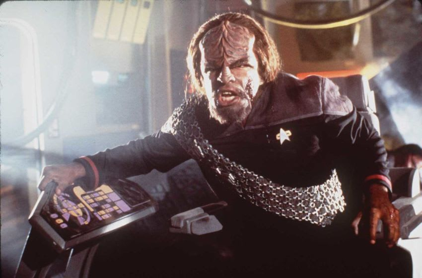 1996 Michael Dorn stars in the new movie