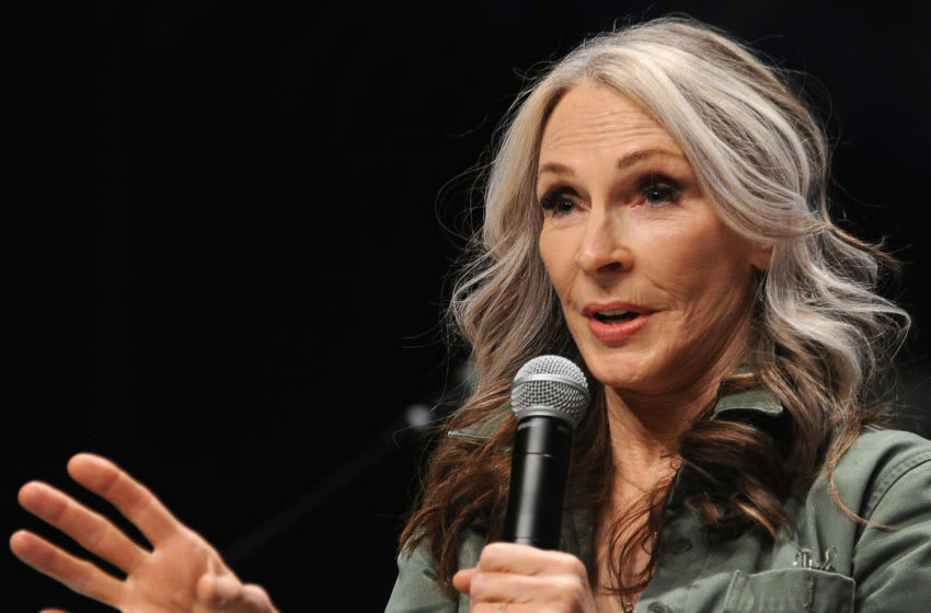 LAS VEGAS, NV - AUGUST 03: Gates McFadden attends Creation Entertainment's 2019 Star Trek Official Convention held at Rio All-Suite Hotel & Casino on August 3, 2019 in Las Vegas, Nevada. (Photo by Albert L. Ortega/Getty Images)