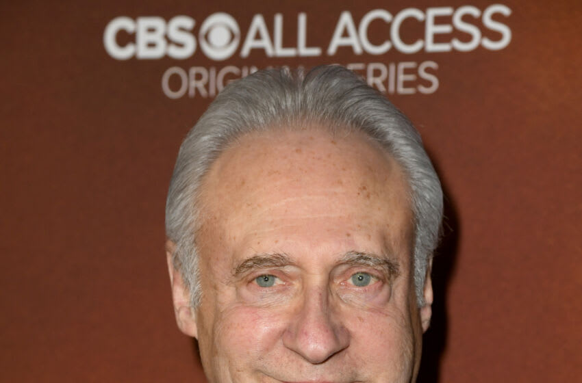 HOLLYWOOD, CALIFORNIA - JANUARY 13: Brent Spiner arrives at the premiere of CBS All Access'