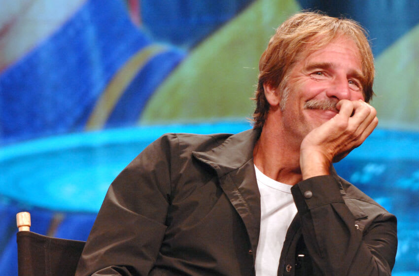 LAS VEGAS, NV - AUGUST 12: Actor Scott Bakula participates in the 11th Annual Official Star Trek Convention - day 4 held at the Rio Hotel & Casino on August 12, 2012 in Las Vegas, Nevada. (Photo by Albert L. Ortega/Getty Images)