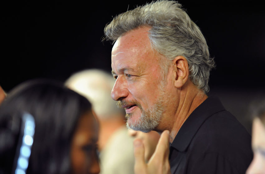 HOLLYWOOD, CA - AUGUST 15: Actor John de Lancie attends the opening night of the 9th Annual HollyShorts Film Festival at TCL Chinese Theatre on August 15, 2013 in Hollywood, California. (Photo by Michael Tullberg/Getty Images)
