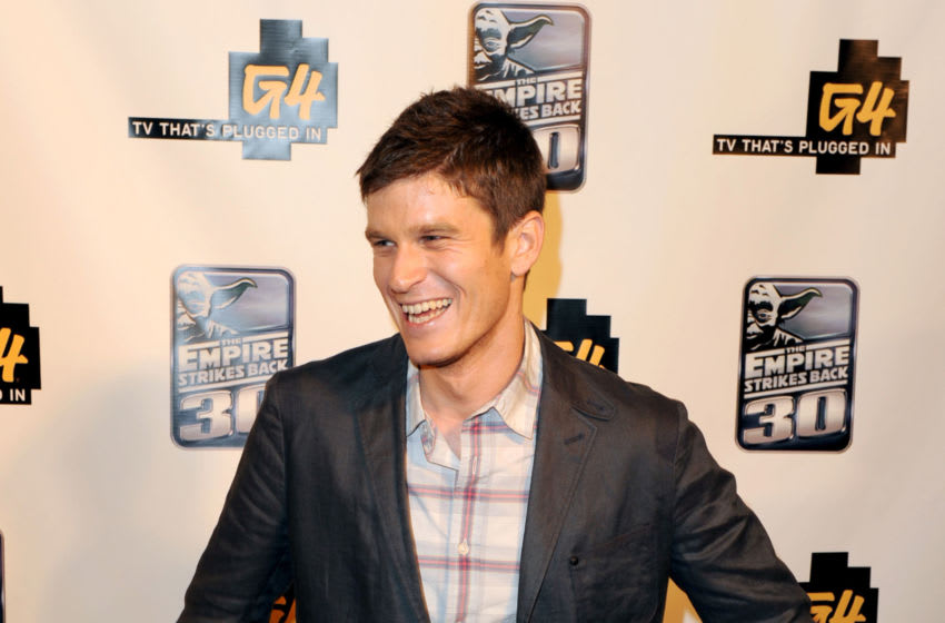 SAN DIEGO - JULY 22: TV host Kevin Pereira attends the