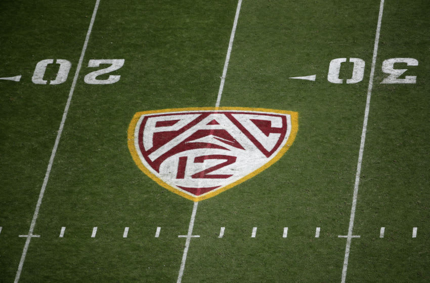 USC football in the Pac-12. (Christian Petersen/Getty Images)