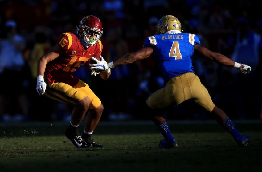 USC football vs UCLA. (Sean M. Haffey/Getty Images)