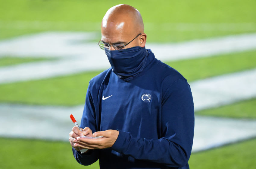 USC football is being linked to James Franklin. (Rich Barnes-USA TODAY Sports)