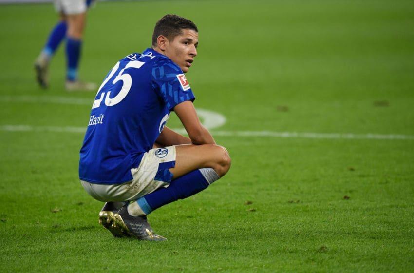 Schalke 04, Amine Harit (Photo by INA FASSBENDER/AFP via Getty Images)