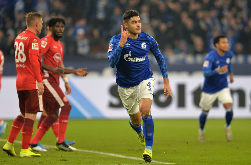 Ozan Kabak of FC Schalke 04 (Photo by TF-Images/Getty Images)