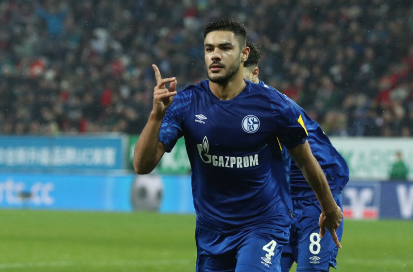 Ozan Kabak, Schalke 04 (Photo by Alexander Hassenstein/Bongarts/Getty Images)